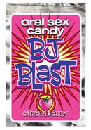 Bj Blast Oral Sex Candy - Strawberry