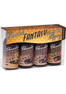 Chocolate Fantasy Edible Body Topping 4...