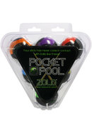 Zolo Pocket Pool 6 Pack