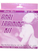 Doctor Loves His And Hers Anal Training Kit The Perfect...