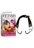 Fetish Fantasy Series Double Fish Hook Restraint Black