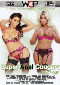 Super Anal Cougars 04