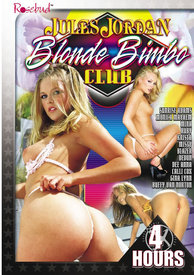 4hr Jules Jordan Blonde Bimbo Club